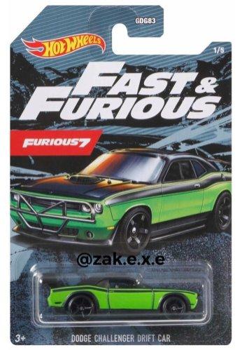 Hot-Wheels-Fast-And-Furious-2021-Dodge-Challenger-Drift-Car