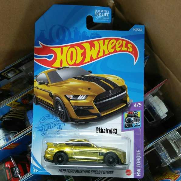 Hot-Wheels-Mainline-2021-2020-Ford-Mustang-Shelby-GT500-Super-Treasure-Hunt-001