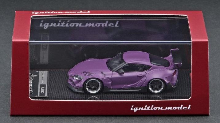 Ignition-Model-Pandem-Supra-A90-Matte-Purple-01