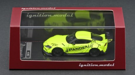 Ignition-Model-Pandem-Supra-A90-Yellow-Green-01