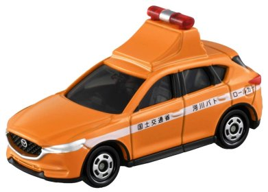 Tomica-Mazda-CX-5-River-Patrol-Car