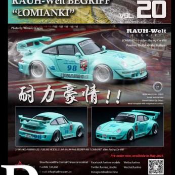 FuelMe-Models-RWB-993-Lomianki-Idlers-Racing-Car