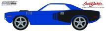 GreenLight-Collectibles-Barrett-Jackson-Series-7-1971-Plymouth-Barracuda-Custom-Hardtop