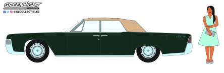 GreenLight-Collectibles-The-Hobby-Shop-Series-11-1965-Lincoln-Continental-Convertible