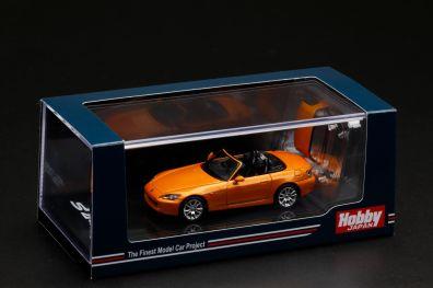 Hobby-Japan-Minicar-Project-Honda-S2000-Orange-Imola-Perle-003