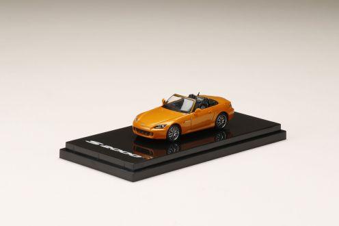 Hobby-Japan-Minicar-Project-Honda-S2000-Orange-Imola-Perle-008