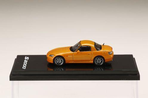 Hobby-Japan-Minicar-Project-Honda-S2000-Orange-Imola-Perle-013