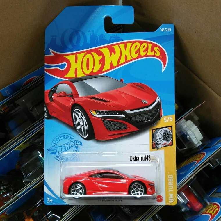 Hot-Wheels-Mainline-2021-17-Acura-NSX-001