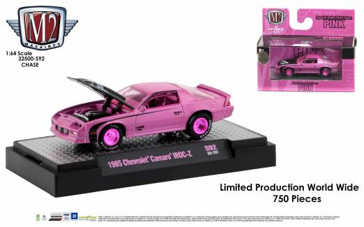 M2-Machines-All-Pink-Collection-1985-Chevy-Camaro-Chase