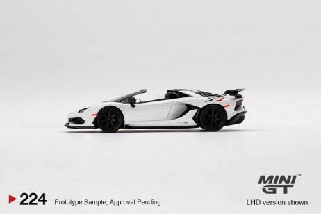 MINI-GT-Lamborghini-Aventador-SVJ-Roadster-Bianco-Canopus-004