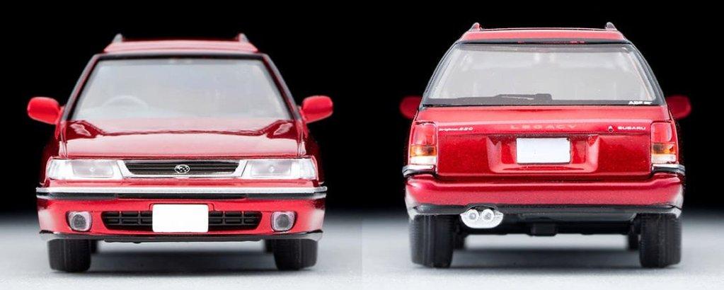 Tomica-Limited-Vintage-Neo-Juin-2021-Subaru-Legacy-Touring-Wagon-Brighton-220-Red-004