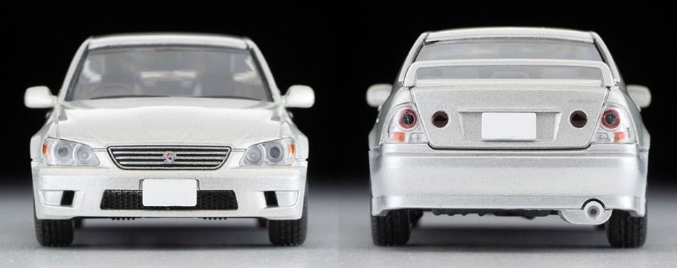 Tomica-Limited-Vintage-Neo-Juin-2021-Toyota-Altezza-RS200-Z-Edition-Silver-004