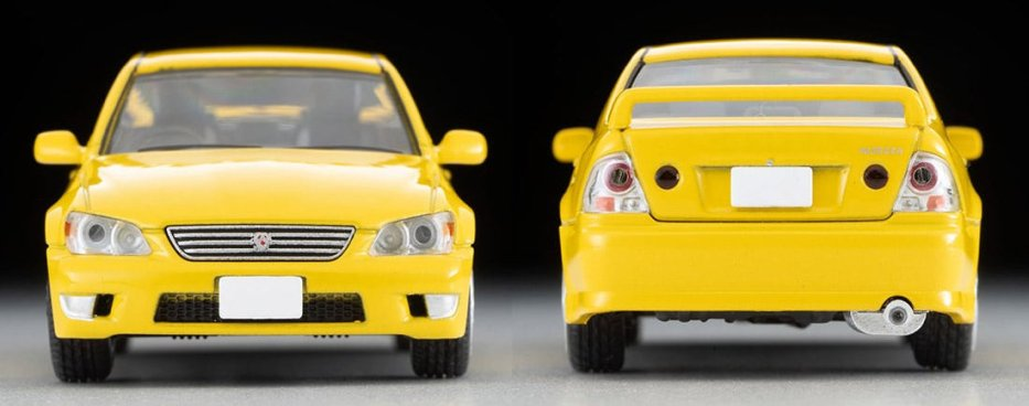Tomica-Limited-Vintage-Neo-Juin-2021-Toyota-Altezza-RS200-Z-Edition-Yellow-006
