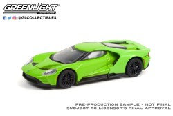 GreenLight-Collectibles-Barrett-Jackson-Series-7-2017-Ford-GT