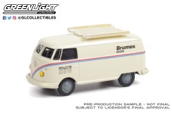 GreenLight-Collectibles-Club-Vee-Dub-Series-13-Volkswagen-Type-2-Panel-Van-Brumos-Racing