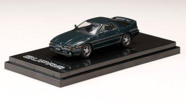 Hobby-Japan-Hobby-Japan-Toyota-Supra-A70-Twin-Turbo-R-Dark-Green-Mica-001
