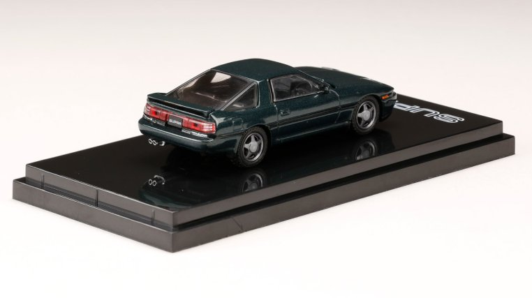 Hobby-Japan-Hobby-Japan-Toyota-Supra-A70-Twin-Turbo-R-Dark-Green-Mica-002