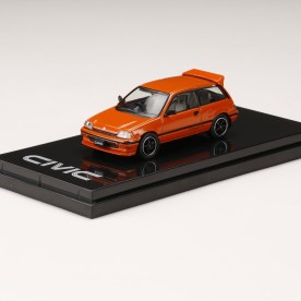 Hobby-Japan-Honda-Civic-Si-AT-1984-Customized-Version-Orange-001