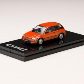 Hobby-Japan-Honda-Civic-Si-AT-1984-Orange-001