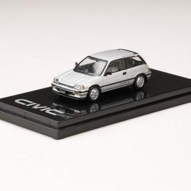 Hobby-Japan-Honda-Civic-Si-AT-1984-Silver-Metallic-001