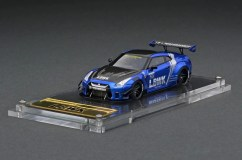 Ignition-Model-Resin-LB-Works-Nissan-GT-R-R35-type-2-Blue-001