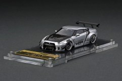 Ignition-Model-Resin-LB-Works-Nissan-GT-R-R35-type-2-silver-001