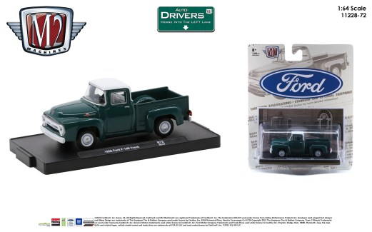 M2-Machines-Auto-Drivers-release-72-1956-Ford-F-100-Truck