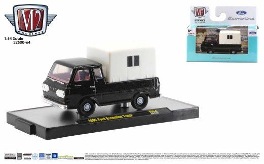 M2-Machines-Auto-Thentics-release-64-1965-Ford-Econoline-Truck