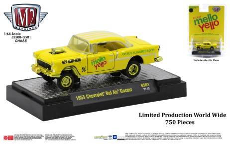 M2-Machines-Coca-Cola-Series-1955-Chevrolet-Bel-Air-Gasser-Mello-Yellow-Chase