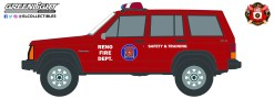 GreenLight-Collectibles-Fire-Rescue-Series-1-1990-Jeep-Cherokee
