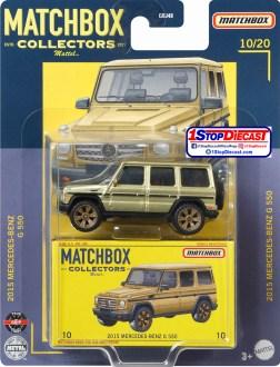 Matchbox-2021-Collectors-Mix-2-2015-Mercedes-Benz-G-550