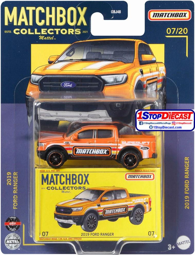 Matchbox-2021-Collectors-Mix-2-2019-Ford-Ranger