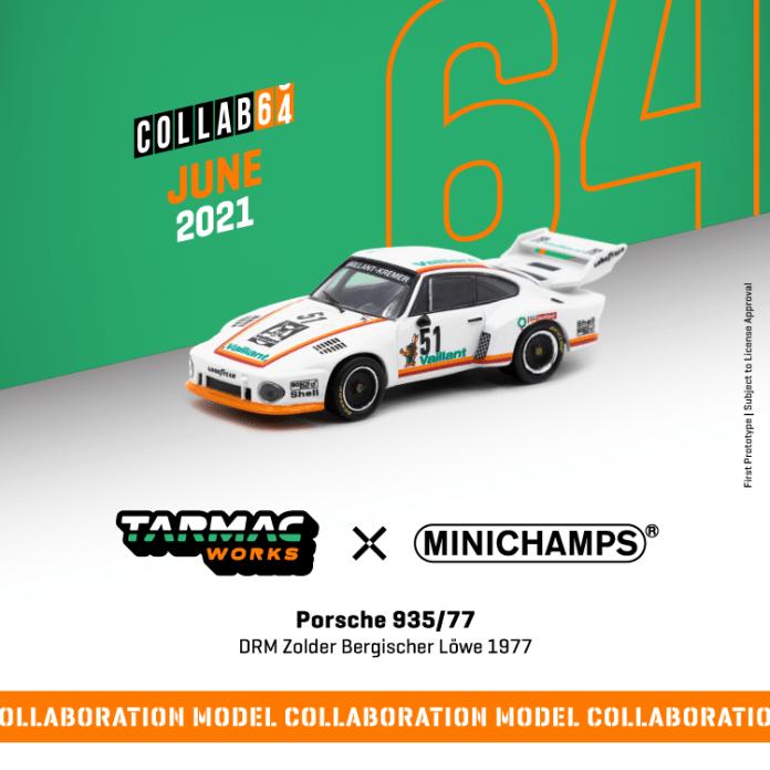 Tarmac-Works-Minichamps-Porsche-935-77-DRM-Zolder-Bergischer-Lowe-1977-51