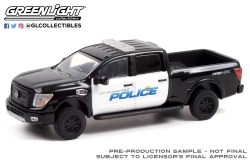 GreenLight-Collectibles-Hot-Pursuit-Series-39-2018-Nissan-Titan-XD-Pro-4X
