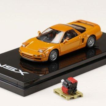 Hobby-Japan-Minicar-Project-Honda-NSX-NA1-orange