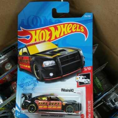 Hot-Wheels-Mainline-2021-Dodge-Charger-Drift-001