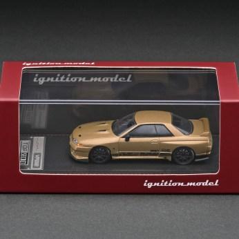 Ignition-Model-Top-Secret-GT-R-VR32-Matte-Gold-003