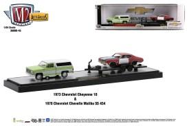 M2-Machines-Auto-Haulers-45-1973-Chevrolet-Cheyenne-10-1970-Chevrolet-Chevelle-Malibu-S-454