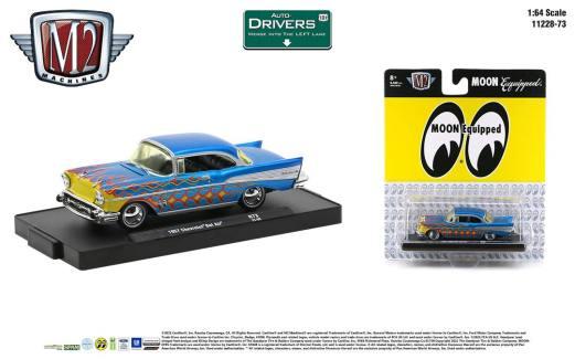 M2-Machines-Drivers-Release-73-1957-Chevrolet-Bel-Air-Mooneyes