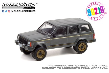 GreenLight-Collectibles-Hollywood-33-1988-Jeep-Cherokee-Limited
