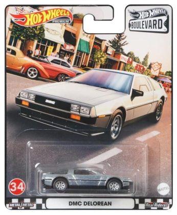 Hot-Wheels-Boulevard-Series-2021-DMC-Delorean