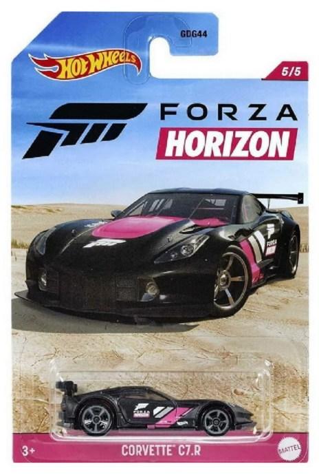Hot-Wheels-Forza-Horizon-2021-Series-Chevrolet-Corvette-C7R