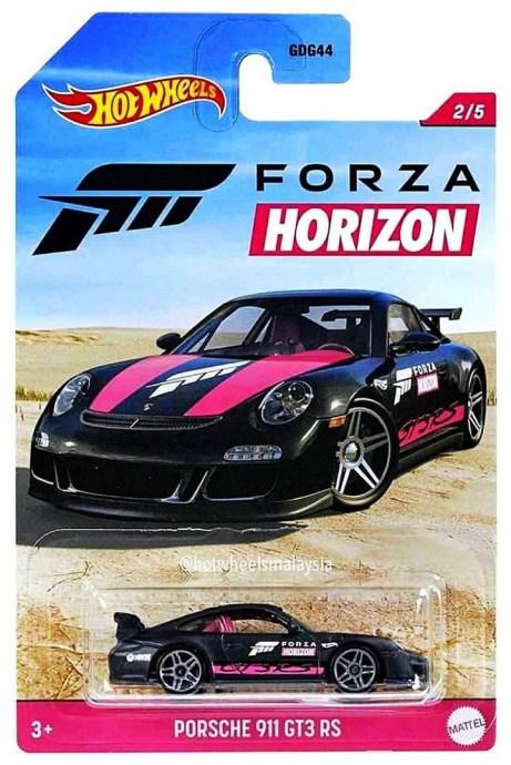 Hot-Wheels-Forza-Horizon-2021-Series-Porsche-911-GT3-RS