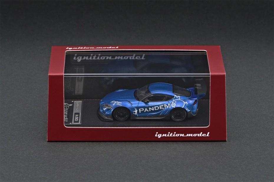Ignition-Model-Pandem-Supra-A90-Blue-Metallic-003