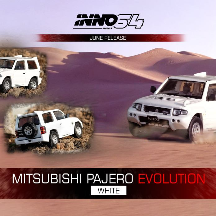 Inno64-Mitsubishi-Pajero-Evolution-white-001