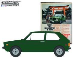 GreenLight-Collectibles-Vintage-Ad-Cars-6-1977-Volkswagen-Rabbit