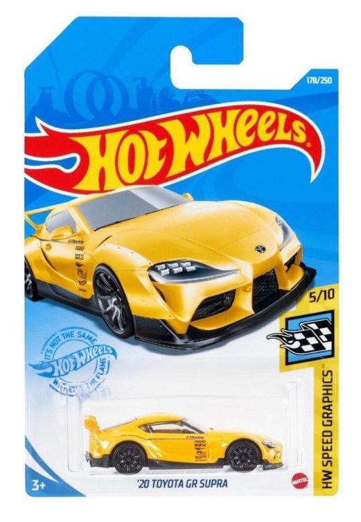 Hot-Wheels-Mainline-2021-20-Toyota-GR-Supra