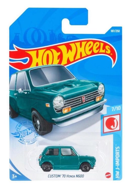 Hot-Wheels-Mainline-Custom-70-Honda-N600