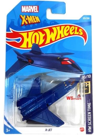 Hot-Wheels-Mainline-X-Jet-001
