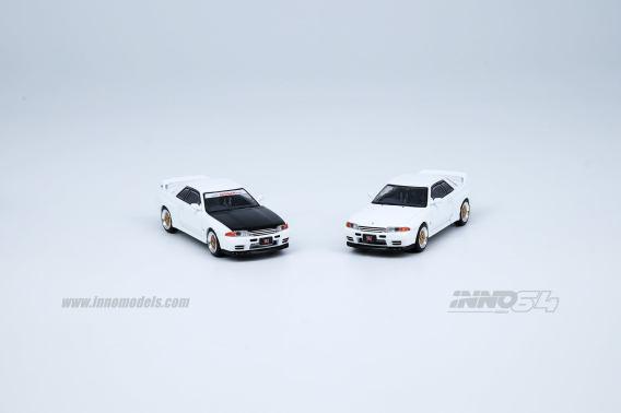 Inno64-Nissan-Skyline-GT-R-R32-White-002